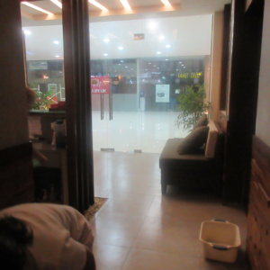 SMマーケットからすぐ★apmビル二階のヌアッタイへマッサージに行ってきました