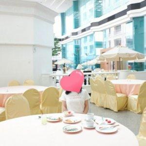 ウィンザースイーツホテルの朝食について、レポートします身分格差を実感(-_-;)