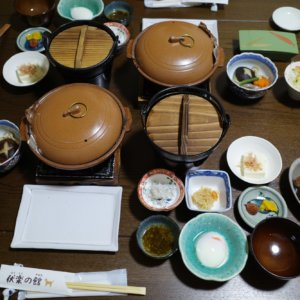 犬と一緒に那須高原、温泉旅行💜『伏楽の館』部屋食&飲み放題でお腹いっぱい~!