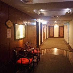 レオフーホテル(六福客棧)に泊まりました。口コミを読んでいたので、まぁ想定内でした(1)